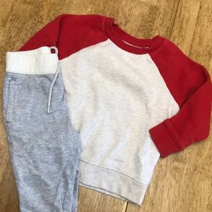 Other - Baby Boy Loungewear Bundle 12-18 M EUC